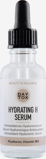 DAYTOX Gesichtsserum 'HYDRATING H SERUM' 30 ml in transparent, Produktansicht