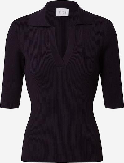 Kendall for ABOUT YOU Shirt 'Hayden' in schwarz, Produktansicht