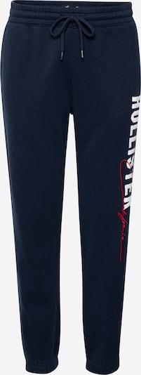 Pantaloni HOLLISTER di colore navy / rosso / bianco, Visualizzazione prodotti