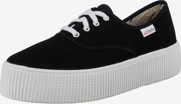 VICTORIA Sneakers in Black