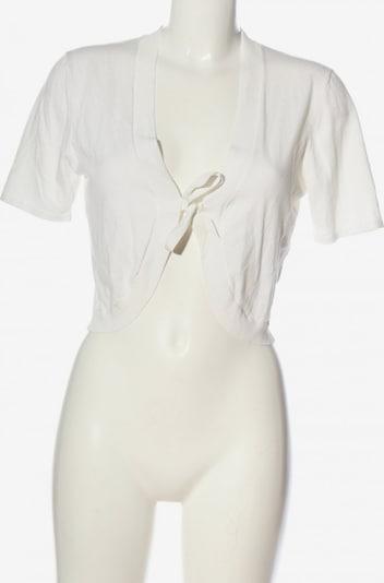 Savannah Bolero in L in weiß, Produktansicht