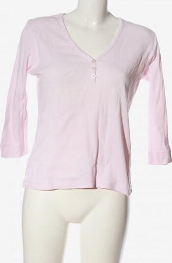 passport V-Ausschnitt-Shirt in L in pink, Produktansicht