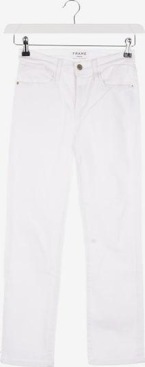 Frame Jeans in 25 in weiß, Produktansicht