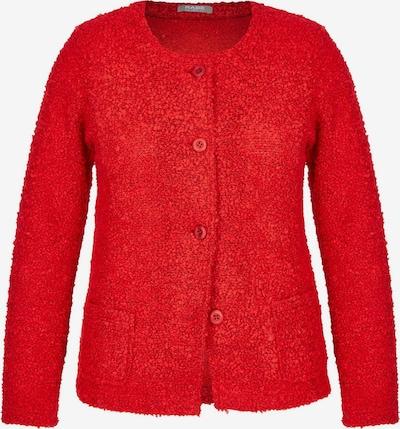 Rabe Mäntel in rot, Produktansicht