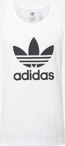 T-Shirt ADIDAS ORIGINALS en blanc