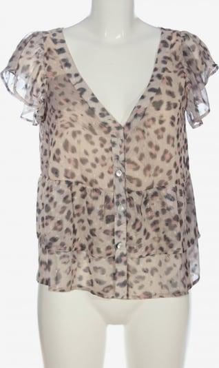 Drole de copine Schlupf-Bluse in M in hellgrau / pink / wollweiß, Produktansicht