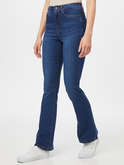 Noisy may Jeans 'Sallie' in blau, Modelansicht