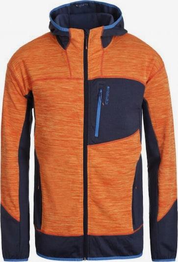 ICEPEAK Jacke in orange / schwarz, Produktansicht