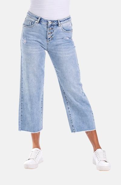Blue Monkey Jeans 'Alexis' in Light blue, View model