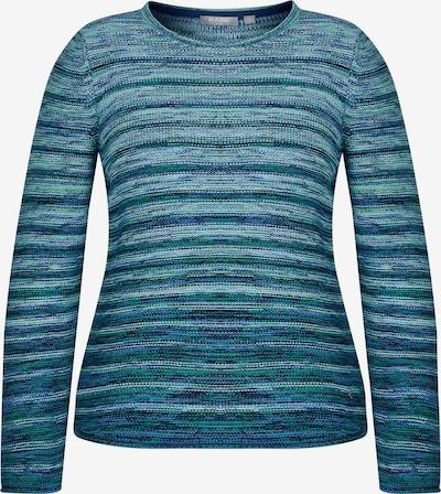 Rabe Pullover in blau / petrol, Produktansicht