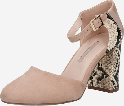 Dorothy Perkins Pumps 'Dollie' in nude / grau, Produktansicht