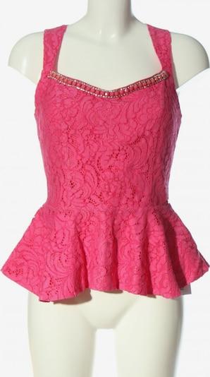 GUESS Spitzentop in XL in pink, Produktansicht