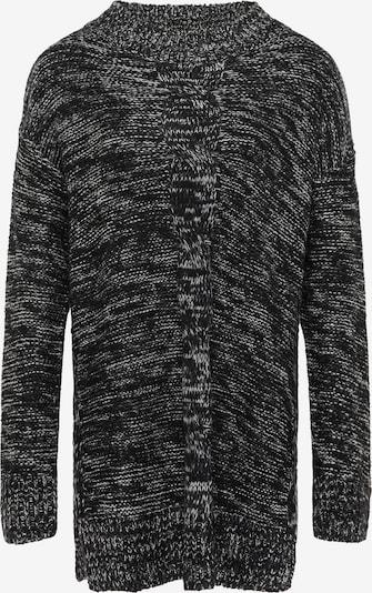 MYMO Sweter w kolorze czarny / białym, Podgląd produktu