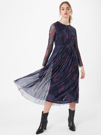 LIEBLINGSSTÜCK Kleid 'Rosalina' in blau / mischfarben, Modelansicht