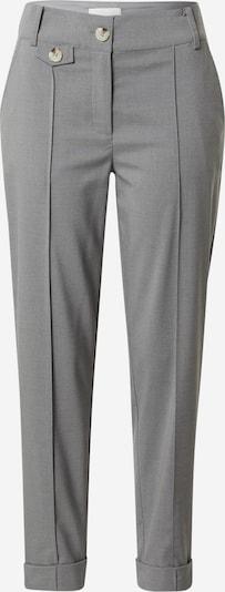 NÜMPH Pantalon 'NUCARO' in de kleur Lichtgrijs, Productweergave