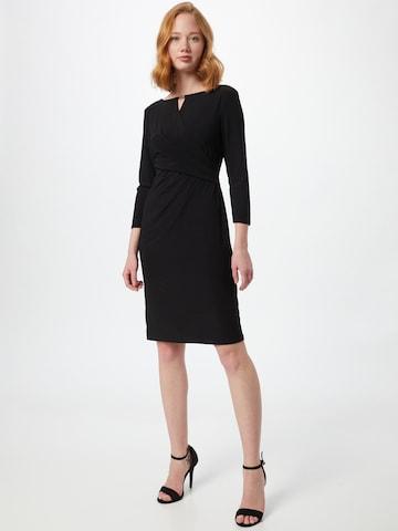 Lauren Ralph Lauren Fodralklänning 'Carlonda' i svart