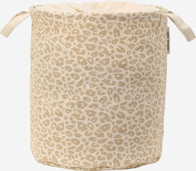 ABOUT YOU Wäschekorb 'Comfy S'  (38 L x 38 B x 43 H) in beige, Produktansicht