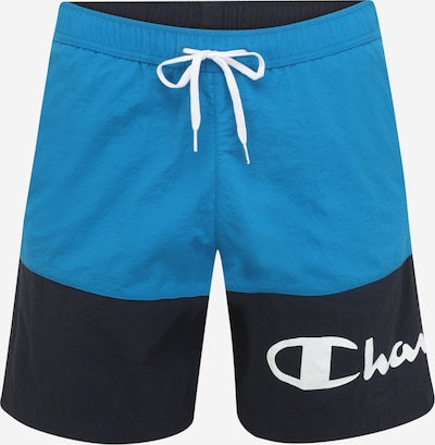Champion Authentic Athletic Apparel Plavecké šortky - kobaltová modř / nebeská modř / bílá, Produkt