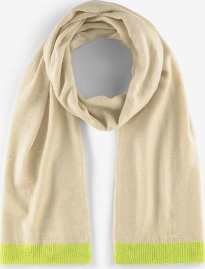 MINE TO FIVE Sjaal in de kleur Beige / Geel, Productweergave