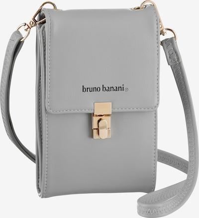 BRUNO BANANI Umhängetasche in grau / schwarz, Produktansicht