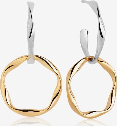 Sif Jakobs Ohrstecker in gold / silber, Produktansicht