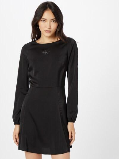 Rochie 'Easy Day' Calvin Klein Jeans pe negru, Vizualizare model