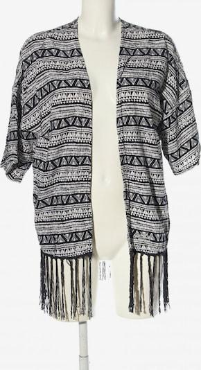 Superdry Kimono in M in schwarz / weiß, Produktansicht