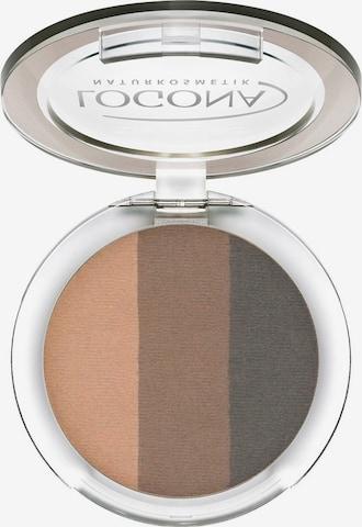 Logona Eyeshadow 'Trio' in Mixed colors