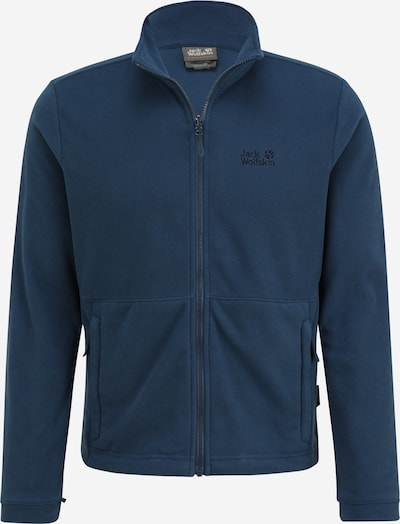 JACK WOLFSKIN Chaqueta polar funcional ' KIRUNA ' en azul oscuro, Vista del producto