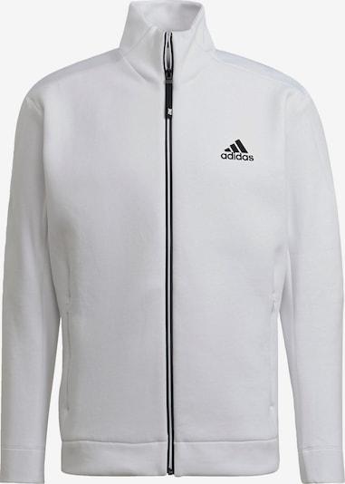 ADIDAS PERFORMANCE Sportsweatjacke in weiß, Produktansicht