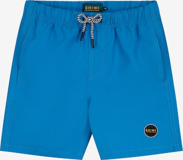 Shiwi Ujumispüksid 'Mike', värv sinine