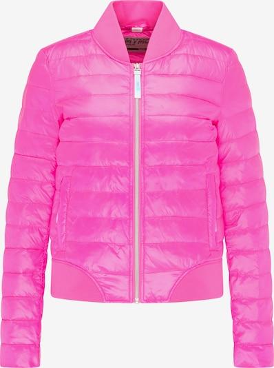 myMo ATHLSR Športna jakna | neonsko roza barva, Prikaz izdelka