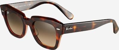 Ray-Ban Слънчеви очила '0RB2186' в кафяво, Преглед на продукта