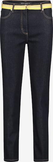 Betty Barclay Perfect Body-Jeans mit Gürtel in blau, Produktansicht