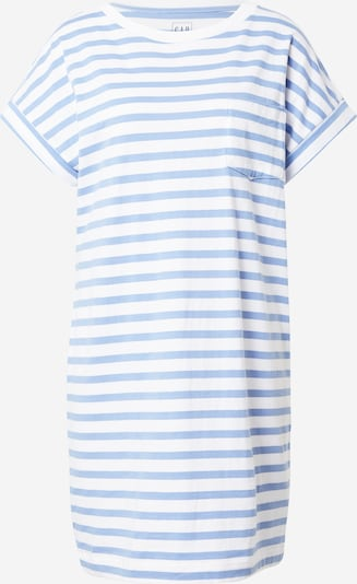 GAP Φόρεμα σε μπλε / λευκό, Άποψη προϊόντος