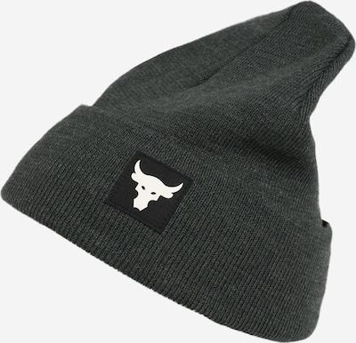 UNDER ARMOUR Sporta cepures 'UA Project Rock' tumši zaļš, Preces skats