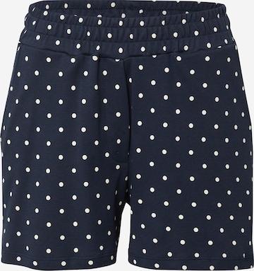 basic apparel Shorts 'Saga' in Blau