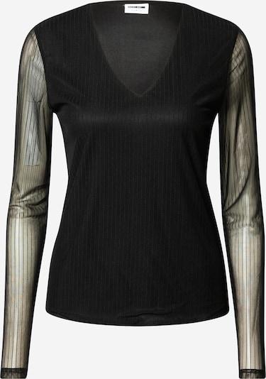 Noisy may Shirt 'Ember' in schwarz, Produktansicht