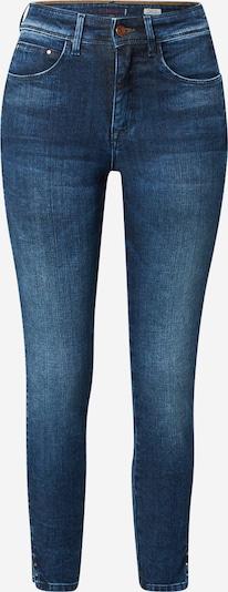 Jeans Salsa pe albastru denim, Vizualizare produs