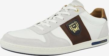 PANTOFOLA D'ORO Sneaker in Weiß
