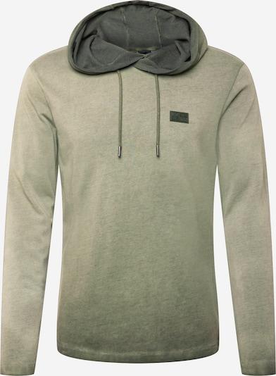 JOOP! Jeans Sweatshirt 'Alexandros' in hellgrün / dunkelgrün, Produktansicht