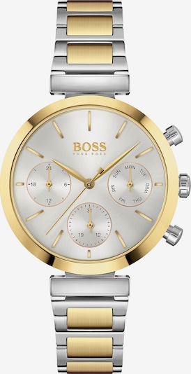 BOSS Casual Uhr 'Flawless' in gold / silber, Produktansicht