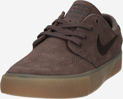 Nike SB Sneaker 'JANOSKI' in braun / schlammfarben, Produktansicht