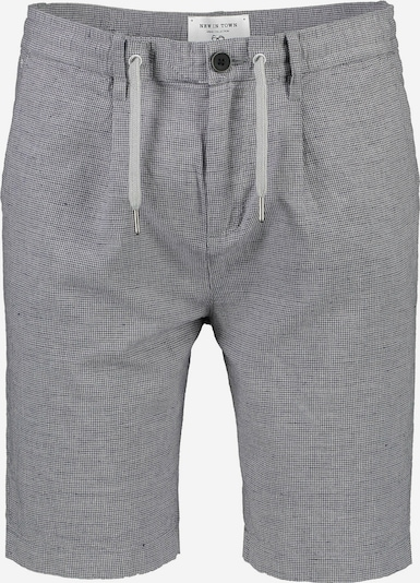 NEW IN TOWN Chinoshorts in grau, Produktansicht