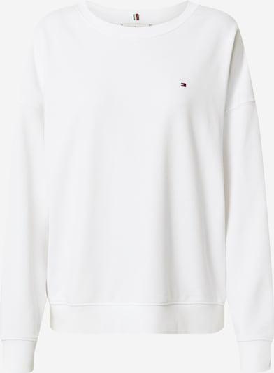 TOMMY HILFIGER Sweatshirt in navy / rot / weiß, Produktansicht