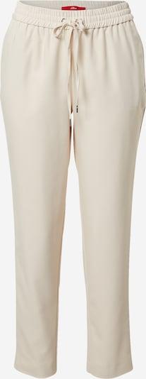 s.Oliver Pantalon en beige clair, Vue avec produit