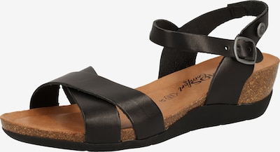 COSMOS COMFORT Sandalen in schwarz, Produktansicht
