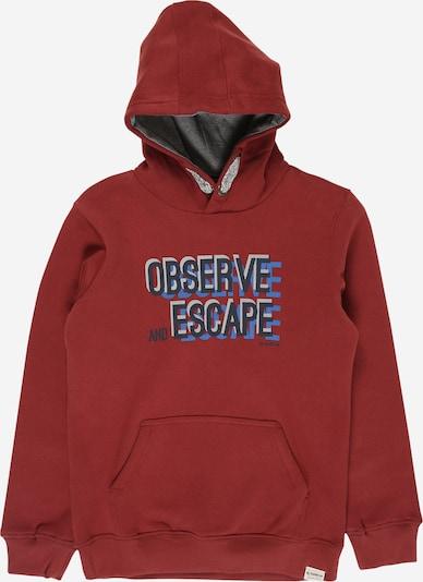 GARCIA Sweatshirt in dunkelrot, Produktansicht