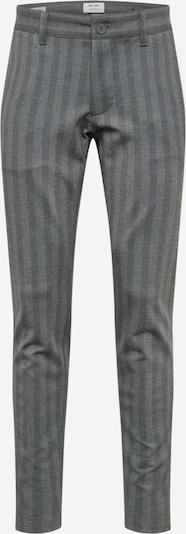 Kelnės 'ONSMARK' iš Only & Sons , spalva - pilka / tamsiai pilka, Prekių apžvalga