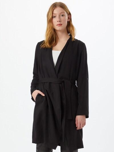 Palton de primăvară-toamnă ICHI pe negru, Vizualizare model